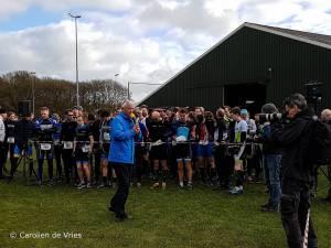 Arie de Jong en Lenneke van der Heide winnen GVAV Cross Run Bike Run 2018