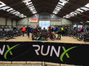 GVAV Cross Run Bike Run een geslaagde wedstrijd!